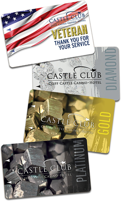 Castle Club cards