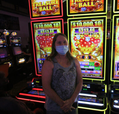 Darla Ann K of Cottonwod, $10,221.53 Winner