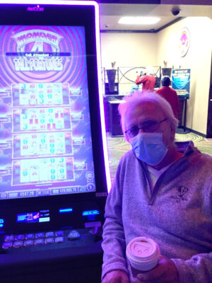 Kevin L. of Flagstaff, $26,985.75 winner
