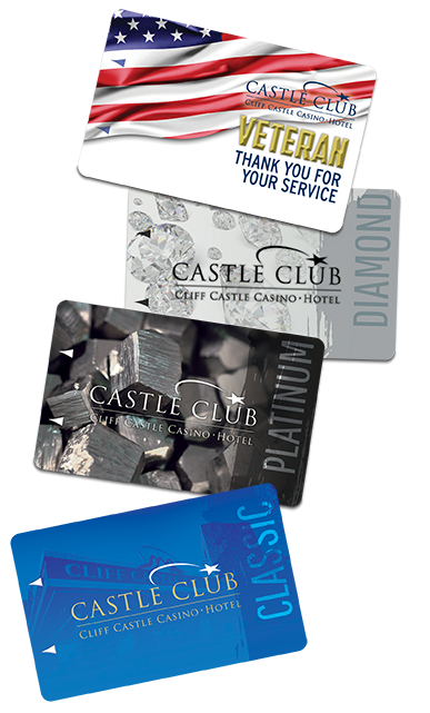 Castle Club Card Images